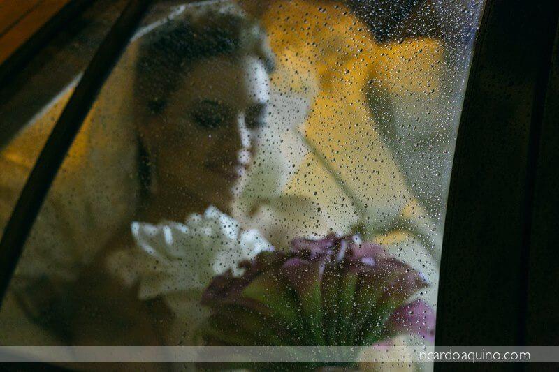 chuva no dia do casamento